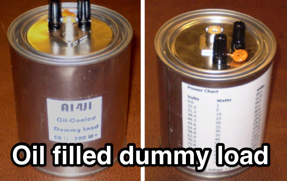 DXZone Oil filled dummy load
