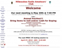 Milwaukee Radio Amateurs' Club