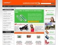 DXZone Vapex technology