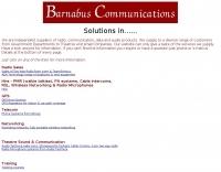 Barnabus Communications