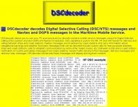 DSCdecoder