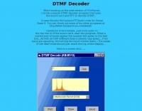 DXZone DTMF Decoder
