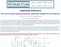DXZone Lightning Detector