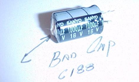 Icom 706 Major Defect Found