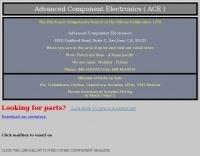 Advanced Component Electronics