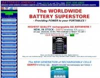 DXZone Batteries America