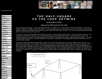 The Half Square vs the Loop Skywire
