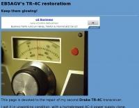 DXZone Drake TR-4C restoration