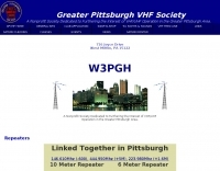 W3PGH Greater Pittsburgh VHF Society