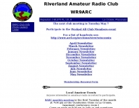 WR9ARC Riverland Amateur Radio Club