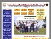 W9EBV Fond du Lac Amateur Radio Club