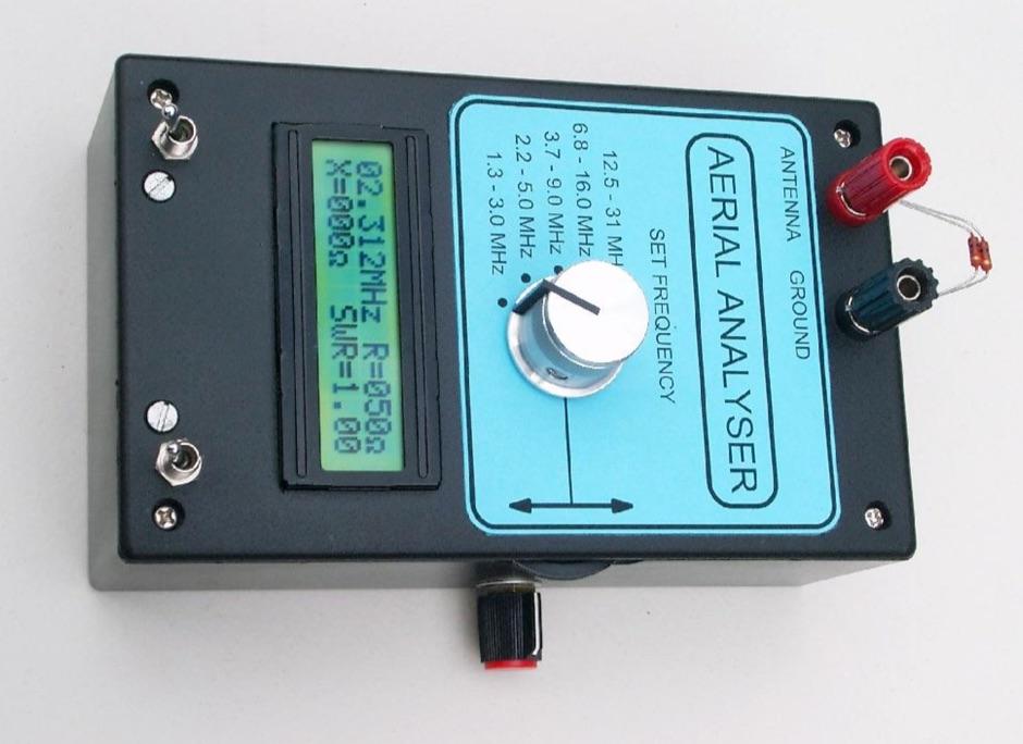 DXZone VK5JST Aerial Analyser