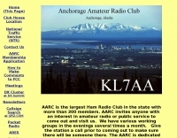 DXZone KL7AA Anchorage Amateur Radio Club