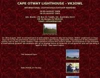 VK3OWL cape otway lighthouse