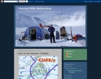 Patriot Hills Antarctica - K2ARB