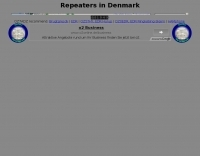 DXZone Repeaters in denmark
