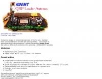 QRP Lowfer Antenna