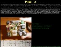Pixie 3 - 80 m QRP transceiver