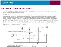 Lazy Loop