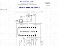 DXZone IK0WRB Keyer