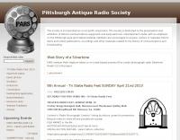 DXZone Pittsburgh  Antique Radio Society