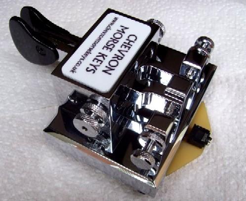Chevron Morse Keys