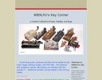 DXZone WB9LPU's Key Corner