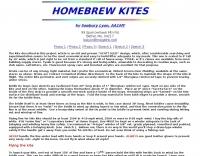 DXZone Homebrew Kites