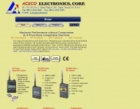 ACE-Co Frequency Counters