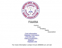 DXZone FAARA Fenton Radio Club
