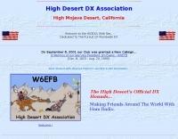 High Desert DX Association