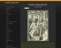 Australian Vintage Radio