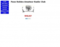 DXZone Paso Robles Amateur Radio Club