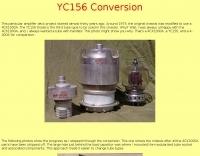 YC156 Conversion