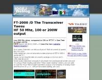 DXZone I0GEI Yaesu FT-2000 review