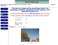 W1NT Web Cam