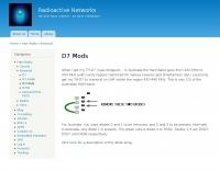 DXZone THD-7 Mods