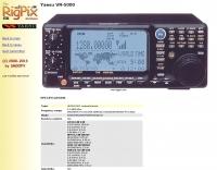 RigPix Database - Yaesu - VR-5000