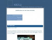 Modifications for the Yaesu VR-5000