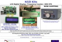LCD Digital Dial DDS VFO