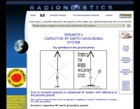 Errante's capacitive RF Grounding