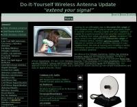 DIY Wireless Antennas Update and Resource Center