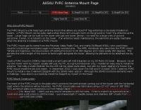 AA5AU PVRC Antenna Mount Page