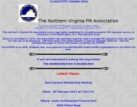 The Northern Virginia FM Association