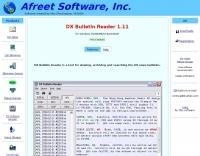 DXZone DX Bulletin Reader - Software