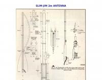 SLIM-JIM 2m antenna