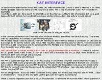 FT-897 Cat interface