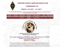 W4FHU Chester County Ham Radio Club