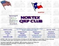 DXZone NORTEX QRP CLUB
