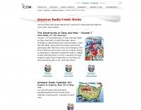 Amateur Radio Comic Books